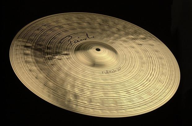 paiste signature full ride cymbal 20 reverb. Black Bedroom Furniture Sets. Home Design Ideas