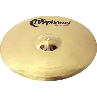 "Bosphorus 8"" Gold Raw Series Splash Cymbal"