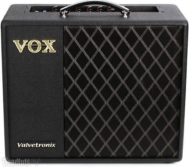 Vox Vt40x 40 Watt 1x10 Quot Modeling Combo Amp Gearnuts Reverb