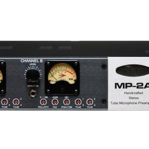 A-Designs Audio MP-2A Stereo Tube Mic Preamp