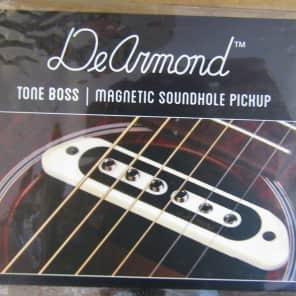 DeArmond ToneBoss Soundhole Acoustic Pickup