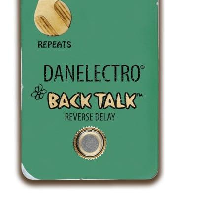 Danelectro Back Talk Reverse Delay Reissue for sale