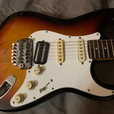 Fender Contemporary Stratocaster Custom  1986 MIJ for sale