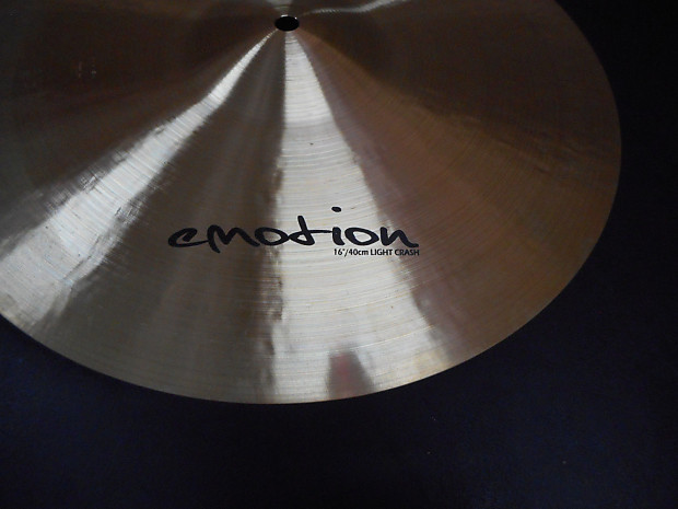 anatolian emotion series 16 light crash cymbal reverb. Black Bedroom Furniture Sets. Home Design Ideas