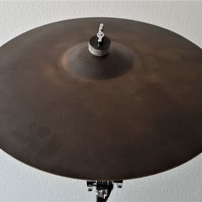 "18"" Sabian AA Sick Hat Bottom (Only) - Dry, Earthy Effect!"