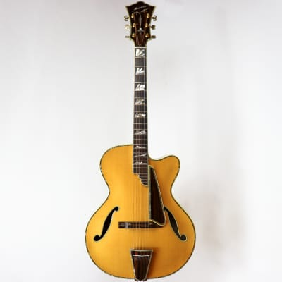 Monteleone 1992 Archtop Guitar #136 With Hardshell Case for sale