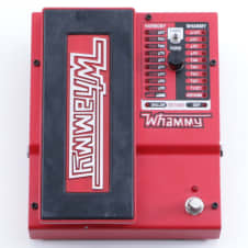 Digitech Whammy 5 Pitch Shifter Guitar Effects Pedal P-05339