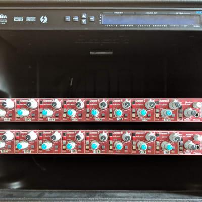 ATI 8MX2 8x2x8 Mic Pre Mixer #2