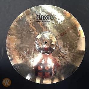 "Meinl 18"" Classics Custom Powerful Crash"