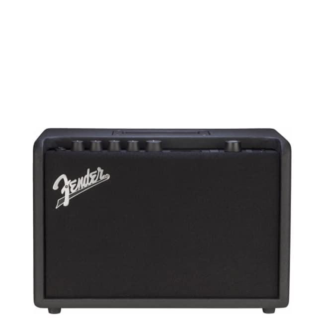 """Fender Mustang GT 40 - 40-watt 2x6.5"""" Combo Black image"""
