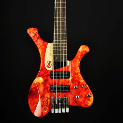 Marconi Labs EGO Bass My 5 LP Hellish for sale