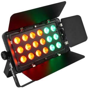 Chauvet SlimBANK T18 USB RGB LED DMX Wash Light