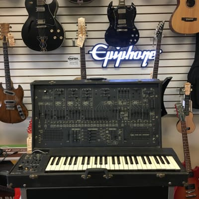 ARP Model 2600 Synthesizer with ARP Keyboard Model 3620