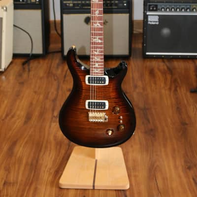 Paul Reed Smith Paul's Guitar 2019 Black Gold Burst 10 Top for sale