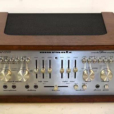 Marantz Model 1250 Console Stereo Amplifier