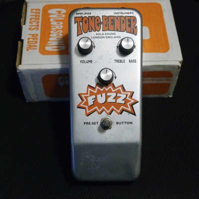 Colorsound Tonebender Fuzz Reissue for sale