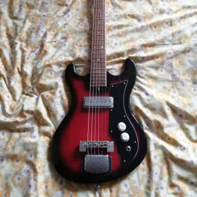 Kawai Zenta  1960s  Redburst for sale