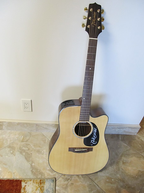takamine g series eg340sc acoustic electric guitar 2010 12 reverb. Black Bedroom Furniture Sets. Home Design Ideas