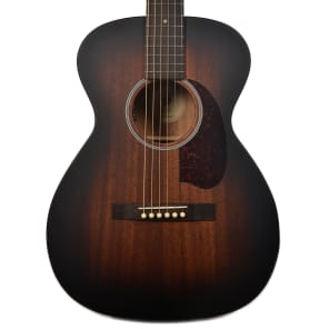 Guild USA M-20e Concert Acoustic Electric Vintage Burst w/ LR Baggs Pickup for sale