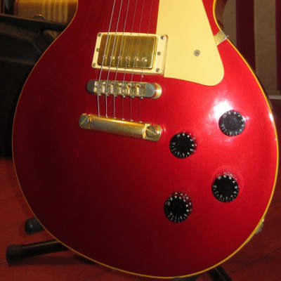 Vintage 1983 Gibson Les Paul Standard Candy Apple Red w/ Original Case