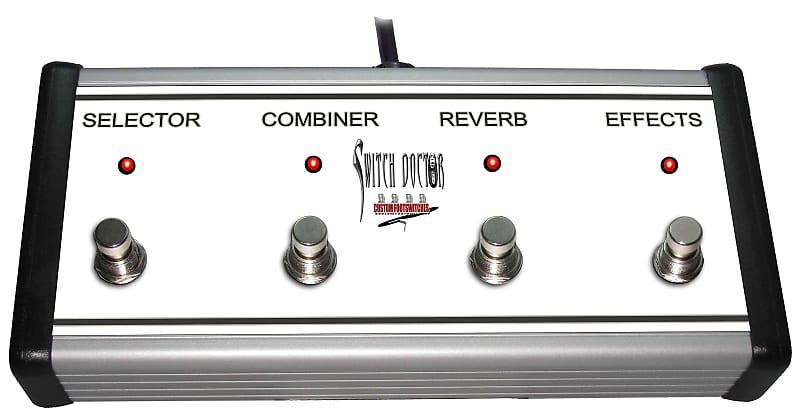 Peavey Classic, Deuce, Mace Footswitch- Automix Four Button- | Reverb