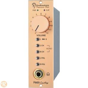 Fredenstein F605 500 Series Headphone Amp
