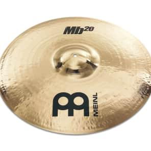"""Meinl 20"""" Mb20 Heavy Bell Ride Cymbal"""