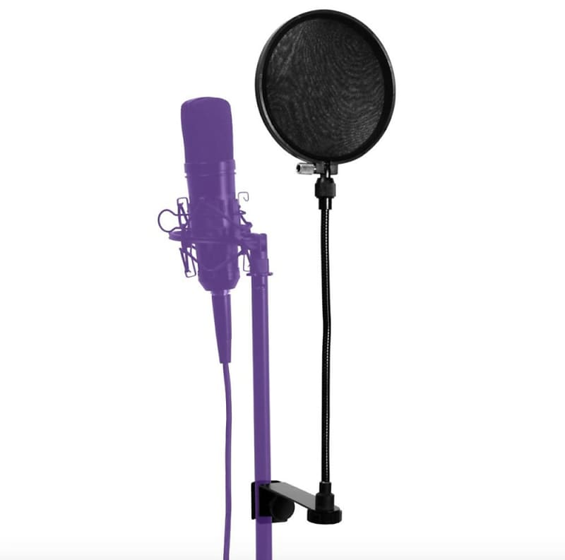 On-Stage ASVSR6GB Pop Blocker w/ Replacement Liners