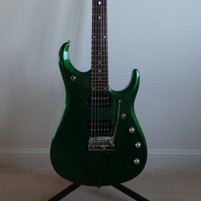 Music Man USA John Petrucci JP13 - PDN - Emerald Green 2013 Emerald Green Sparkle for sale