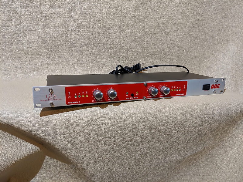 bbe 482i sonic maximizer ymmv gas garage reverb. Black Bedroom Furniture Sets. Home Design Ideas