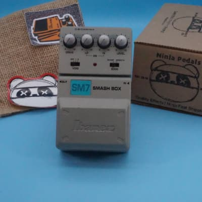 Ibanez SM7 Smash Box | Fast Shipping!