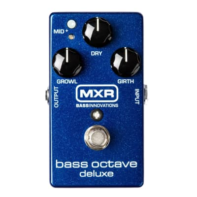 MXR M288 Bass Octave Deluxe 2 Independent Voices for sale