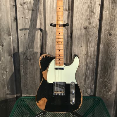 MJT  Telecaster with Seymour Duncan and Fender Pickups for sale