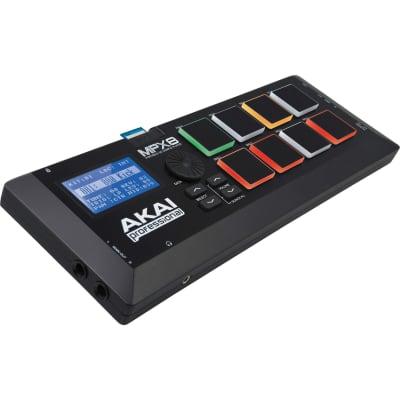 Akai MPX8 SD Sample Player