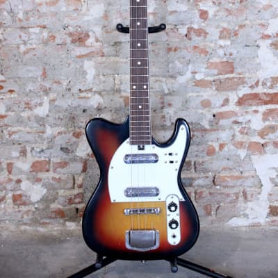 Jedson  Telecaster Bass 70´s  sunburst for sale