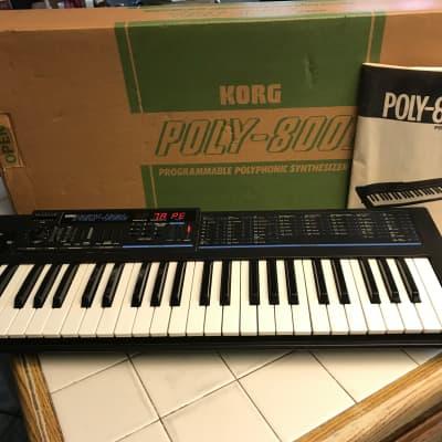 Korg Poly 800 II