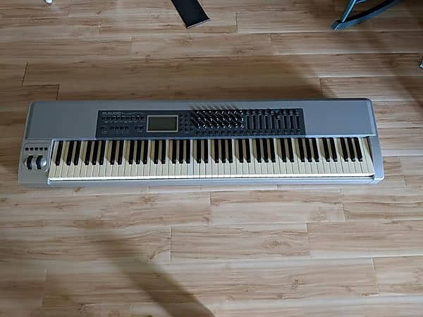 m audio keystation pro 88 midi keyboard johnny 39 s gear reverb. Black Bedroom Furniture Sets. Home Design Ideas