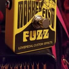 Lovepedal Monkey Fist Fuzz