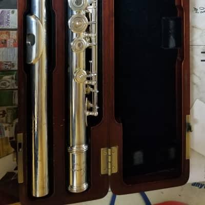 """""""Powell"""" Sonare SF 7000 Silver Flute"""