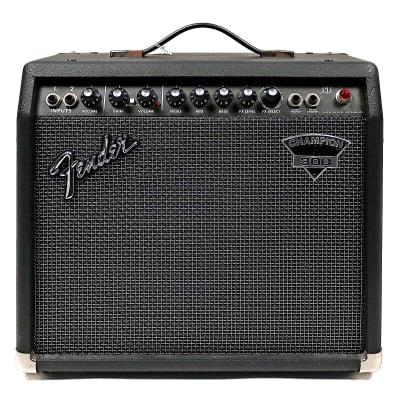 "Fender Champion 300 2-Channel 30-Watt 1x10"" Guitar Practice Amp with Onboard Effects 2004 - 2007"