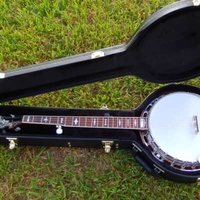 Gold Star GF-85, Gibson Mastertone Style Banjo with Case, FREE Shipping! for sale