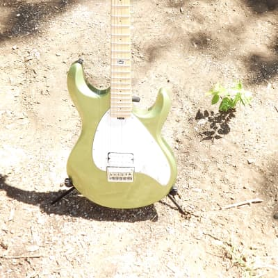 OLP Ernie Ball Benji Madden Signature Olive Sparkle for sale