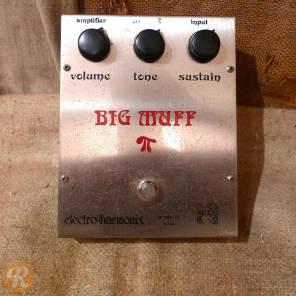 Electro-Harmonix Big Muff Pi V2 (Ram's Head)