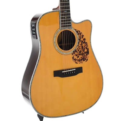 Blueridge Historic Series BR-180CE Dreadnought Acoustic Electric Guitar & Gigbag for sale