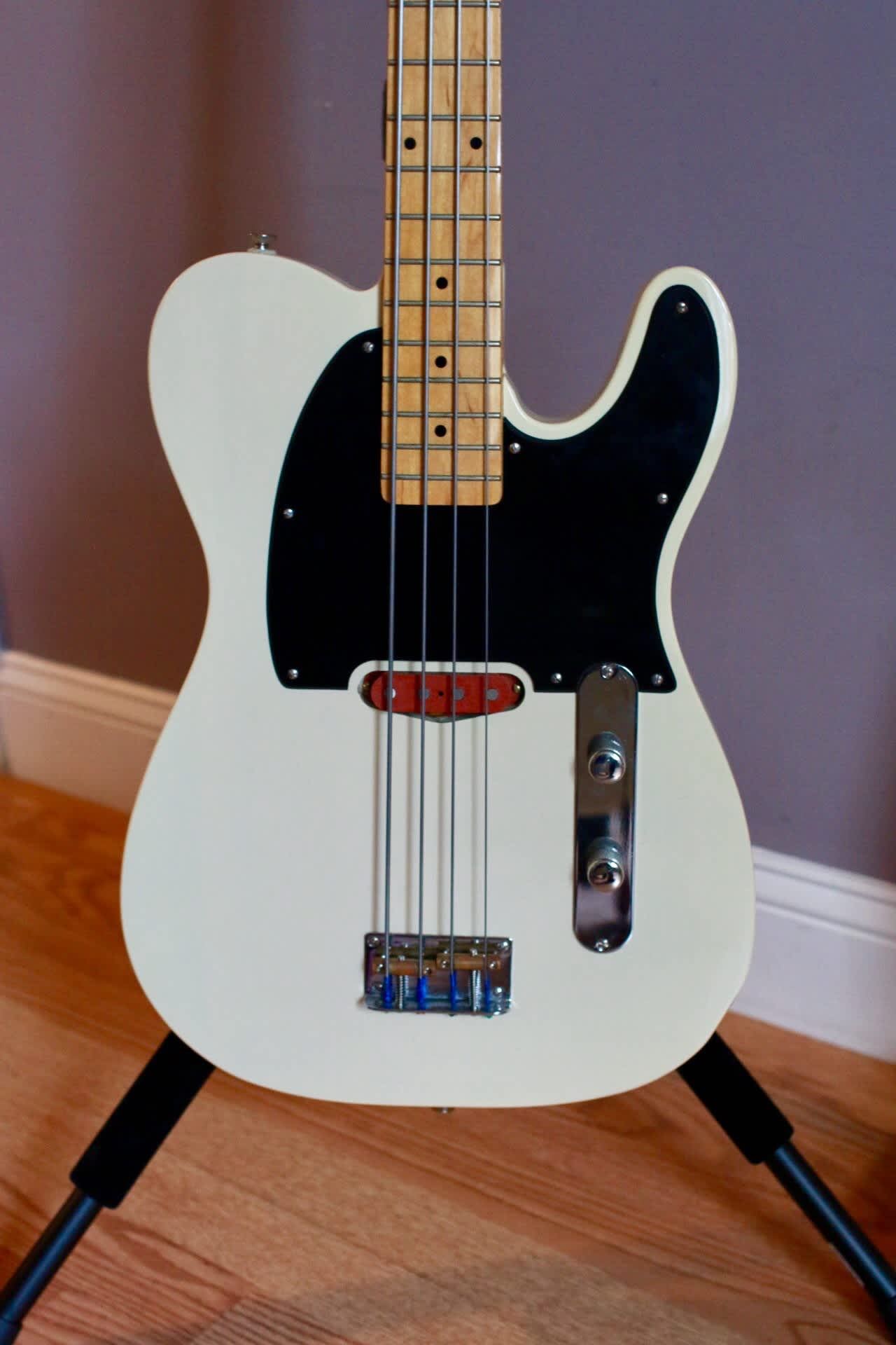 Squier Vintage Modified Squier Telecaster Bass 32\