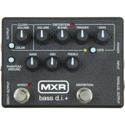 Mxr M80 Bass D.i.+ for sale