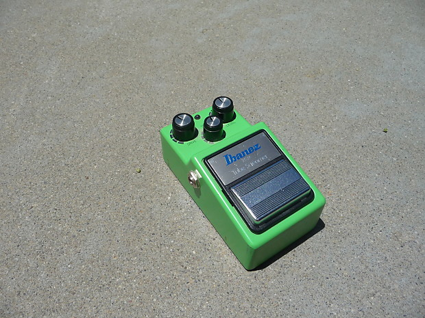 dating ibanez pedals