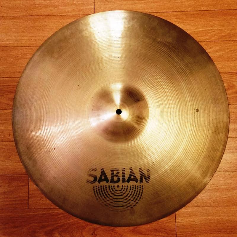 20 sabian pre aa medium ride cymbal j b cymbal shop reverb. Black Bedroom Furniture Sets. Home Design Ideas