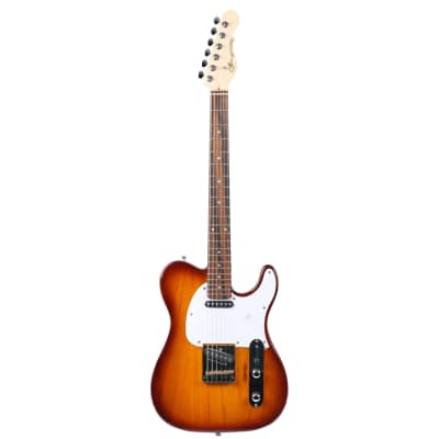 G&L Tribute ASAT Classic E-Gitarre Tobacco Sunburst for sale