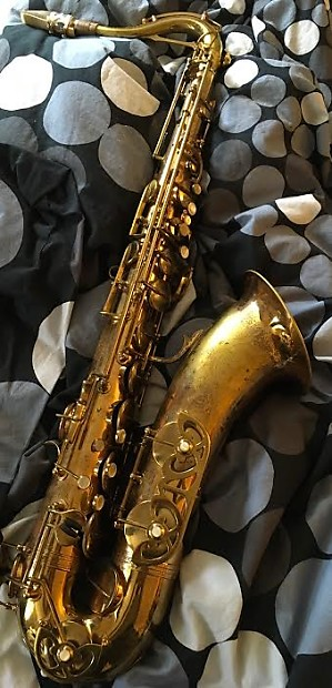 Astonishing Buffet Crampon Dynaction Tenor Saxophone 1950 52 Gold Lacquer Download Free Architecture Designs Ponolprimenicaraguapropertycom